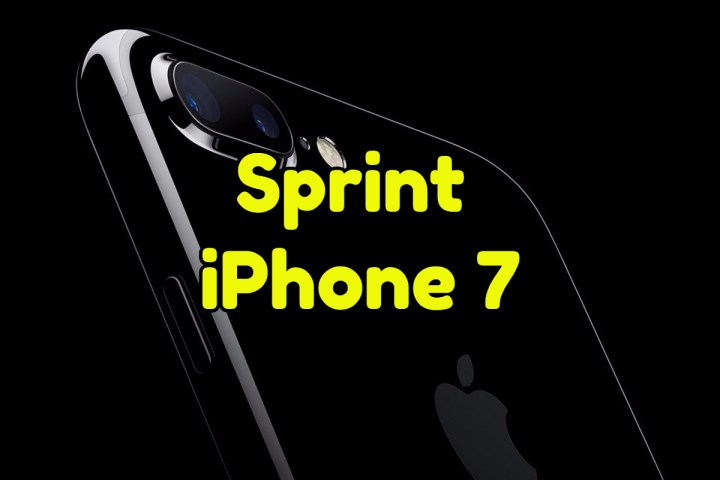 Sprint iPhone 7 Plans