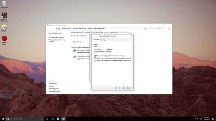 What to do if you can't find your wi-fi password in windows 10 (5)