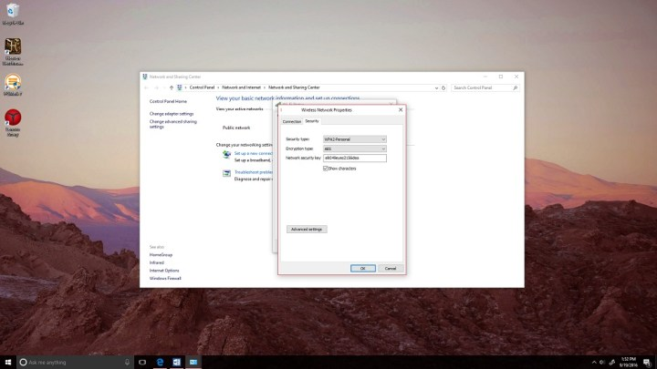 What to do if you can't find your wi-fi password in windows 10 (7)