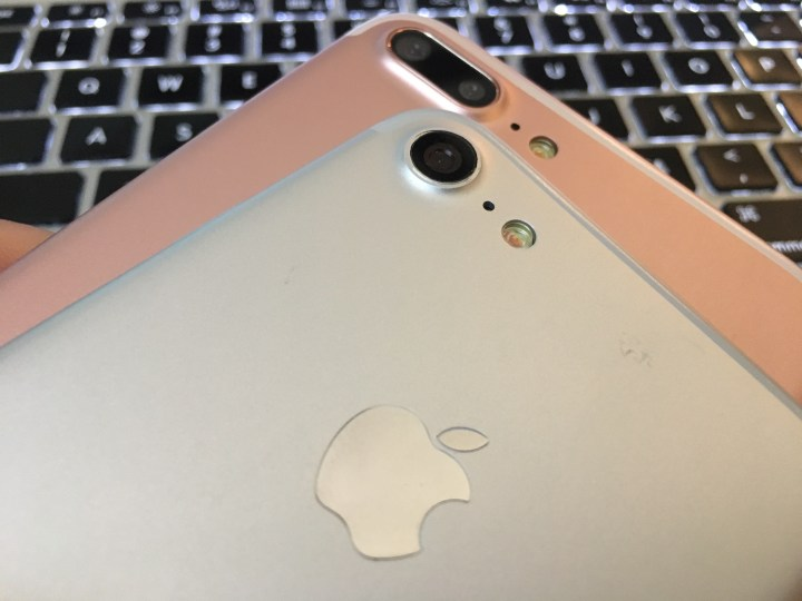iPhone 7 Plus Camera Upgrades