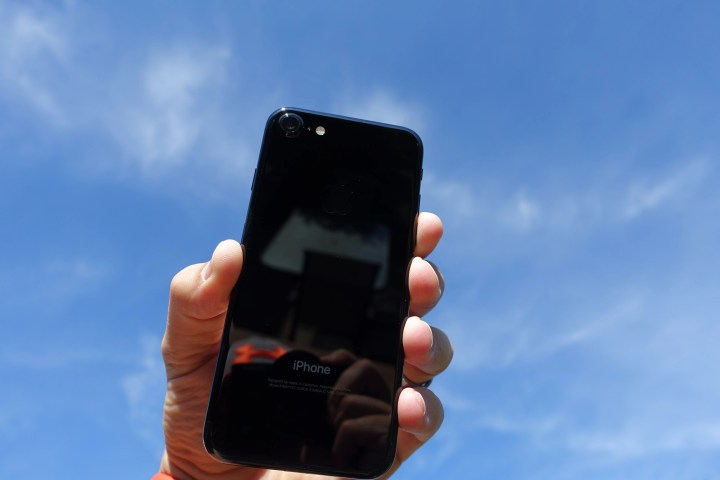 iPhone 7 Jet Black - 18