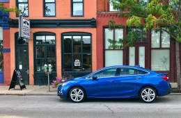 The 2016 Chevy Cruze