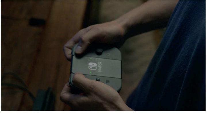 The Nintendo Switch Joy-Cons & Joy-Con Grip
