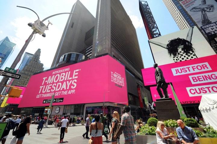 CEO John Legere Announces Un-carrier 11, T-Mobile Tuesdays