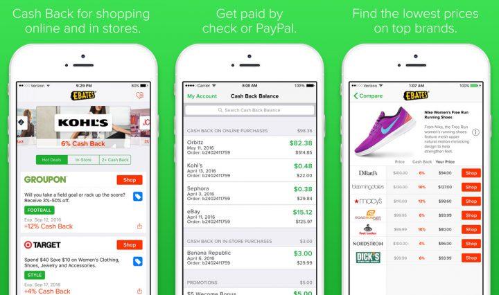 eBates - Make Money Buying Things