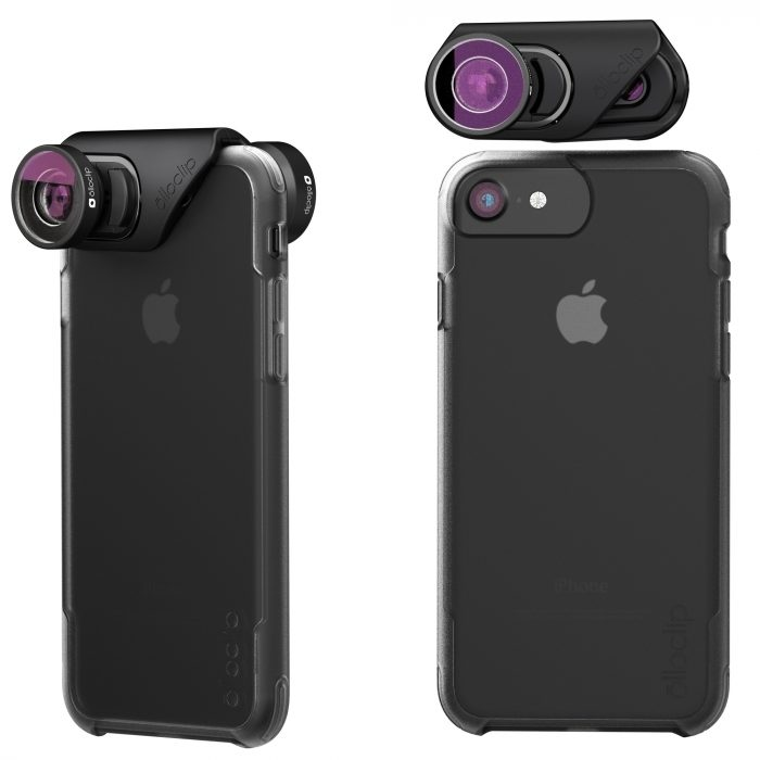 iPhone 7 Ollo Case and Lenses