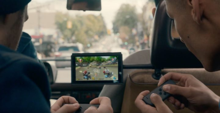Nintendo Switch Mobile Multiplayer