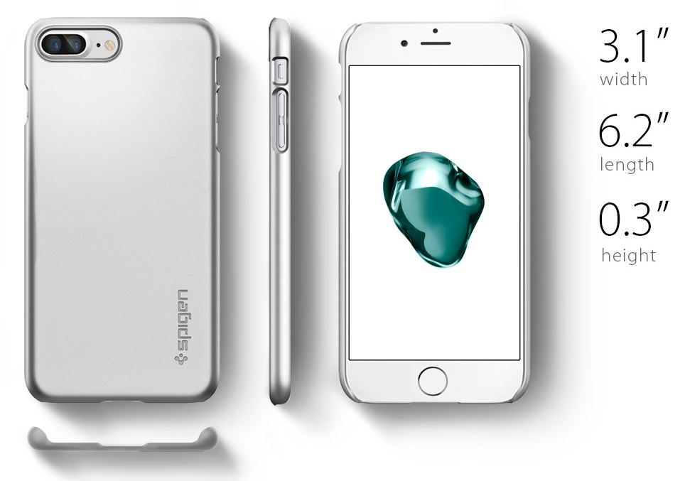 Iphone  Plus Case Measurements