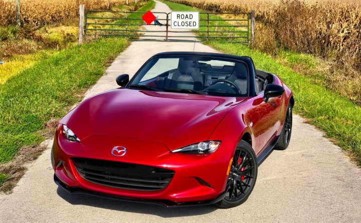 2017 mazda mx 5 miata club review. Black Bedroom Furniture Sets. Home Design Ideas
