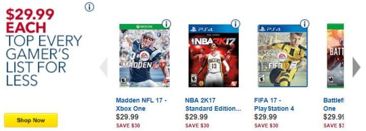 30-games-at-best-buy