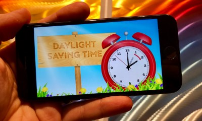 What you need to know about iPhone Daylight Saving Time 2017.