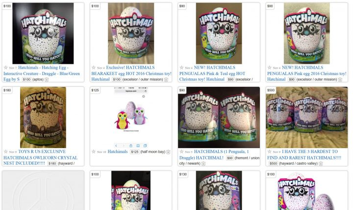 hatchimals-on-craigslist