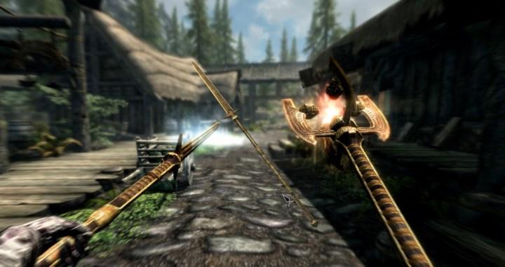 Expanded Skyrim Weaponry