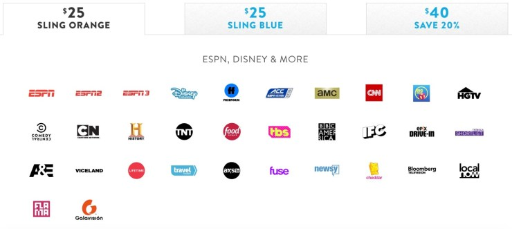 DirecTV Now vs Sling TV: What You Need to Know