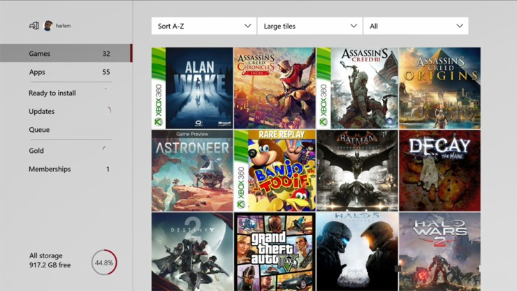 Play Your Games on Any Xbox One