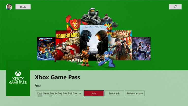 Save Money on Games with Xbox Game Pass