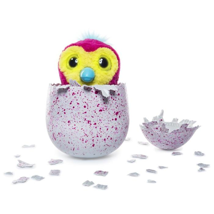 Hatchimals Types: Pengualas