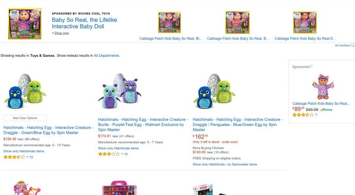 hatchimals-on-amazon