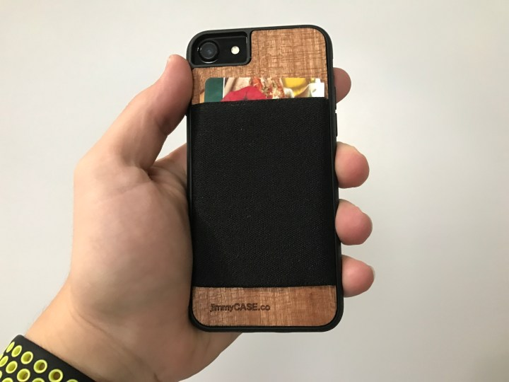 Jimmy Case iPhone 7 Wallet Case