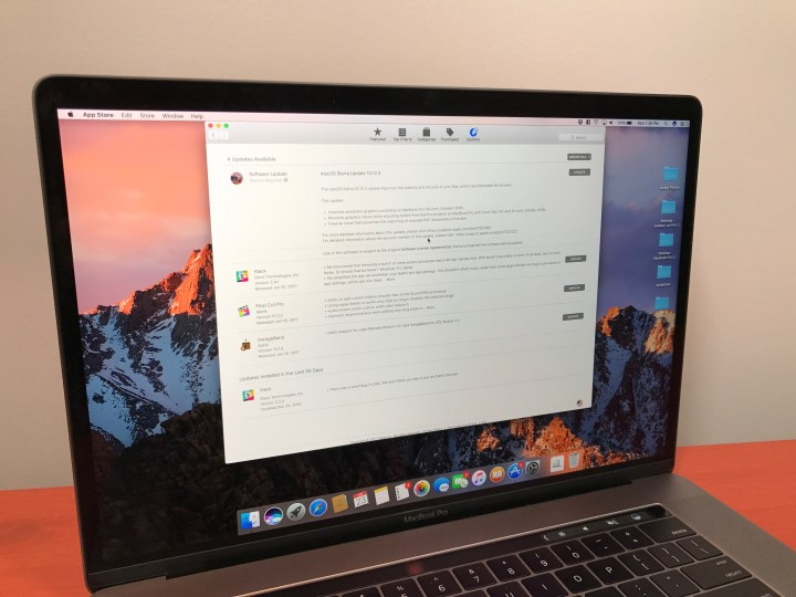 What you need to know about the latest macOS Sierra updates.