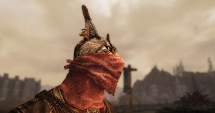 Face Masks of Skyrim