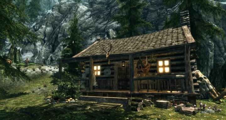 Hunter's Cabin of Riverwood