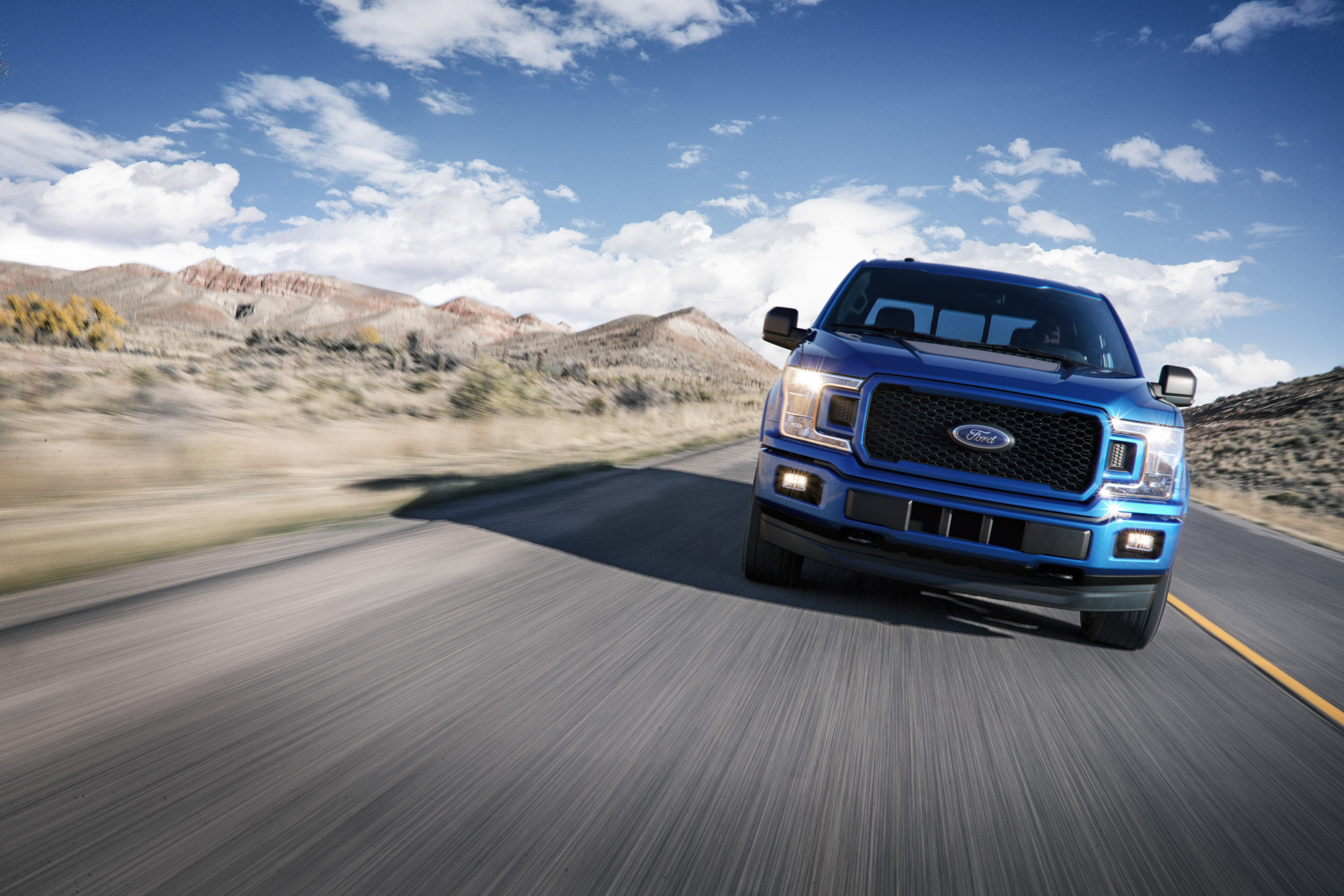 Below You Can See A Number Of  Ford F  Photos That Show You Whats New In The Looks Department Of The New Truck