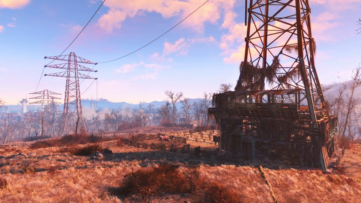 The Fallout 4 1.9 update will deliver support for the PS4 Pro.