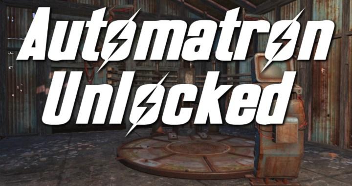 Automatron Unlocked