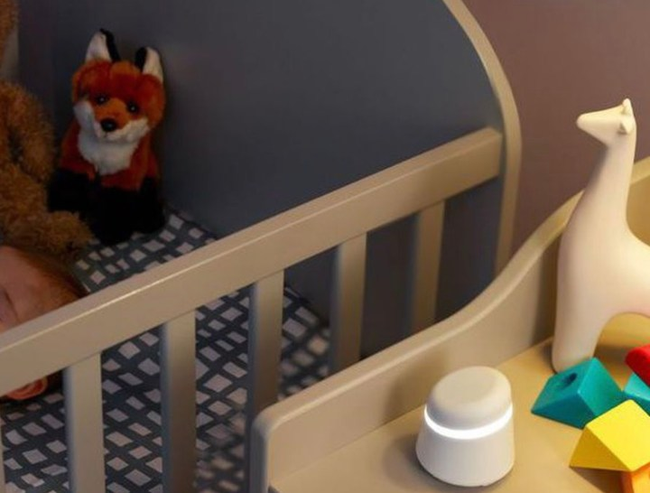 Monitor your kid's room easily.