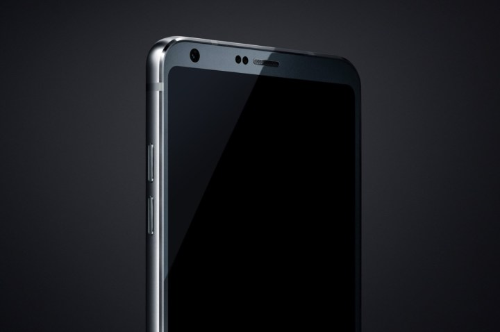 First photo of the LG G6
