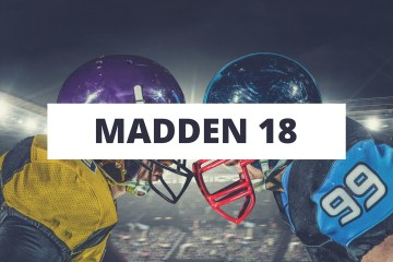 Madden 18 release date and details