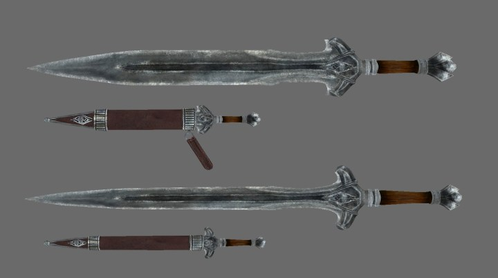 LeanWolf's Better-Shaped Weapons