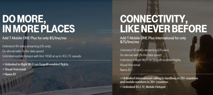 AT&T vs  T-Mobile: All The Things That Matter