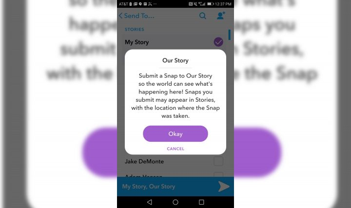 2017 snapchat update what s new in snapchat 10