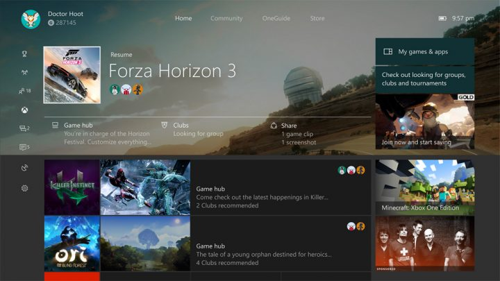 Xbox One Windows 10 Creator6