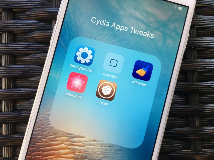 Jailbreak to Install Cydia Tweaks and Apps