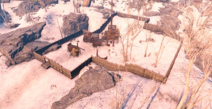 Pre-Walled Settlements
