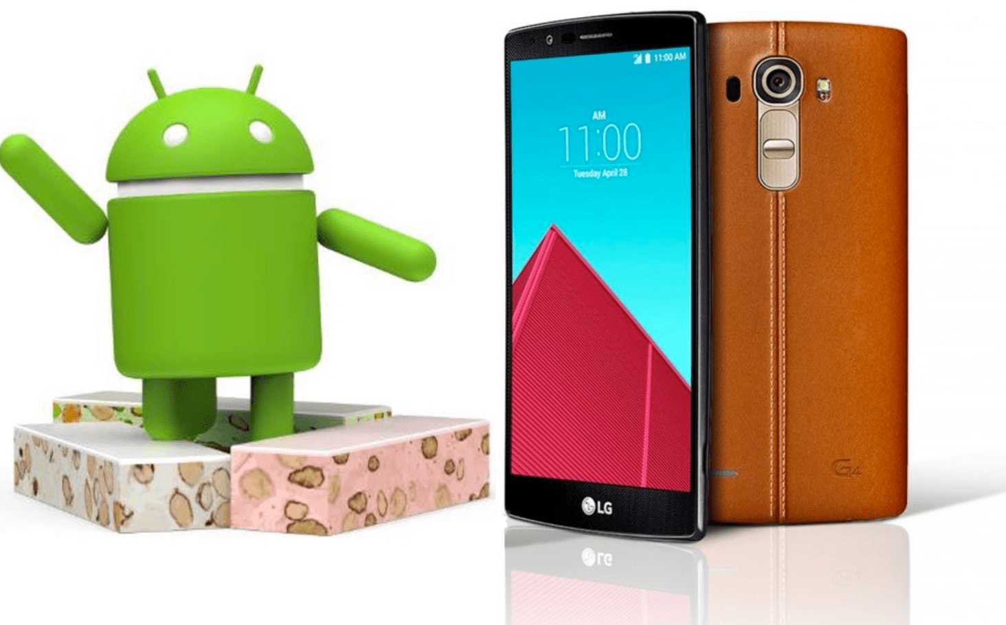 LG Android 7 0 Nougat Update Release Info