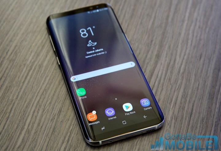Galaxy S8 vs Galaxy S7: Display
