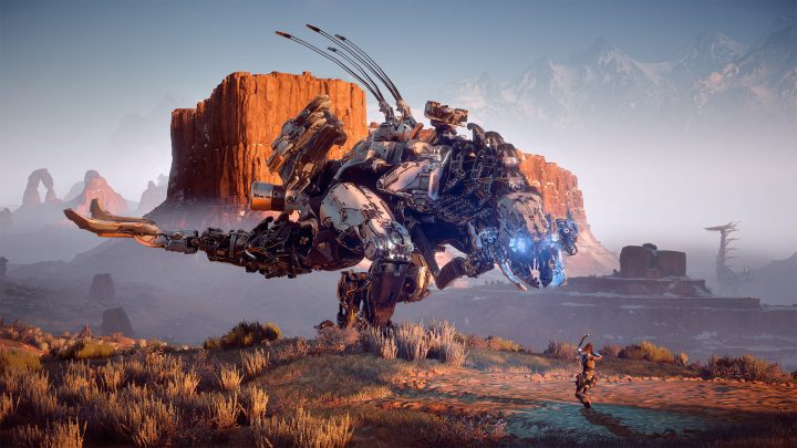 The Horizon Zero Dawn release date is here.