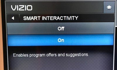 How to stop Vizio Smart TV spying and data collection..