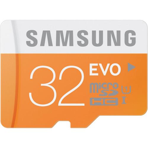 Samsung EVO UHS-1for $8.99