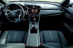 2017 Honda Civic Hatchback Sport Touring Review - Interior