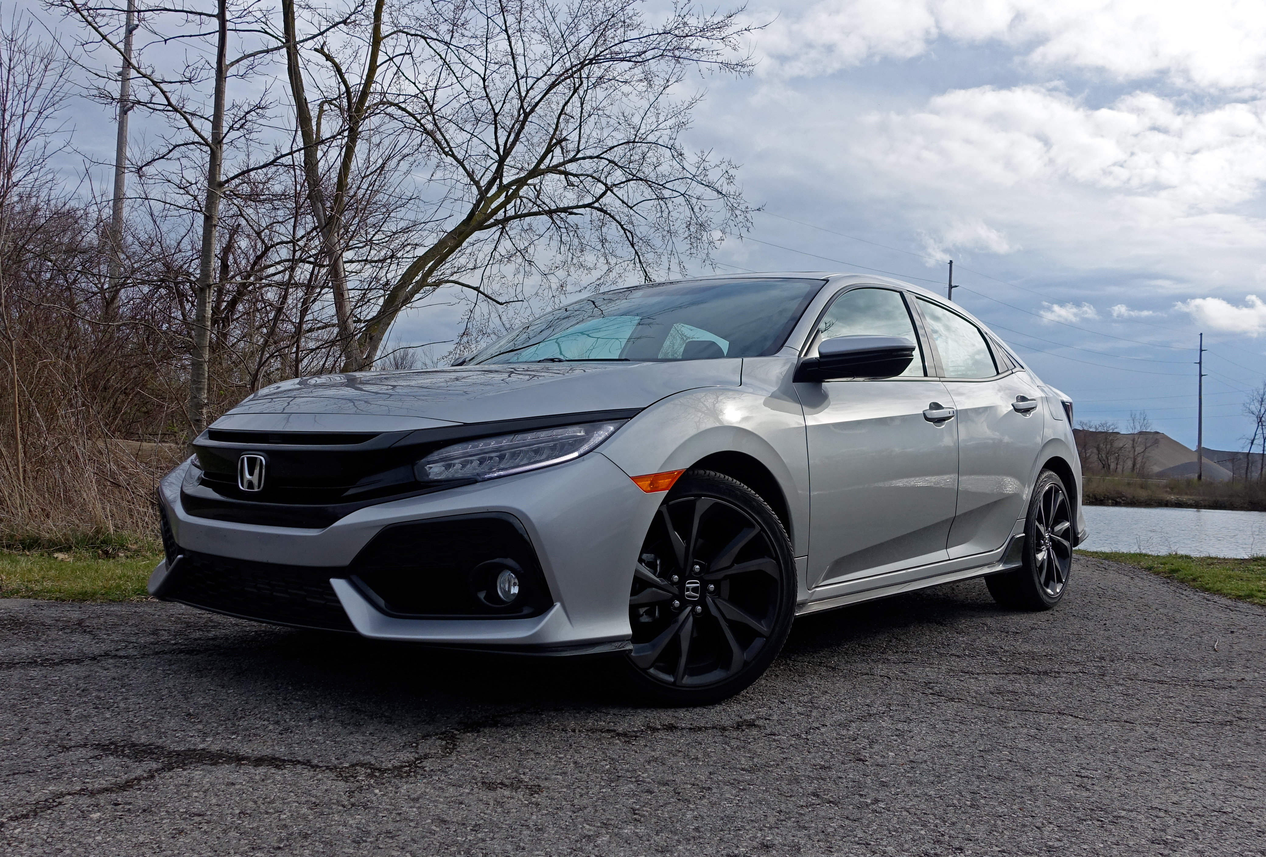 honda civic hatchback sport touring review