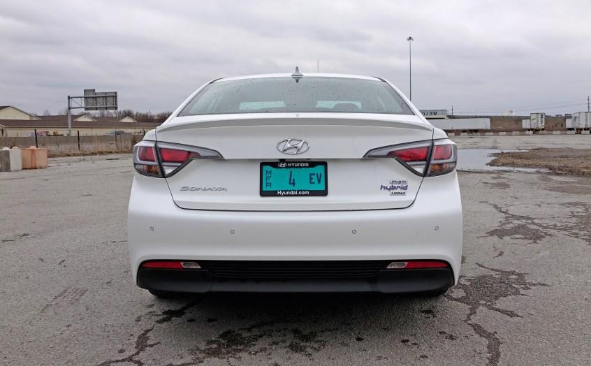 2017 Hyundai Sonata Plug In Hybrid Review