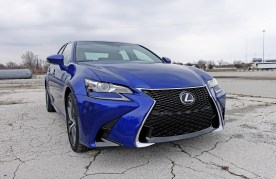 2017 Lexus GS 350 F Sport Review - 11