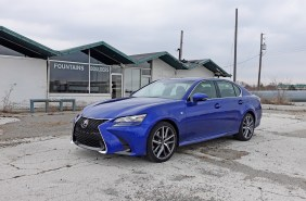 2017 Lexus GS 350 F Sport Review - 13