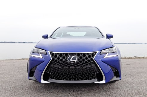 2017 Lexus GS 350 F Sport Review - 15