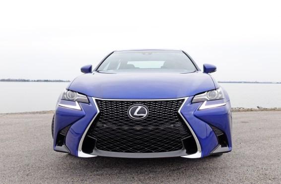 2017 Lexus GS 350 F Sport Review - 15